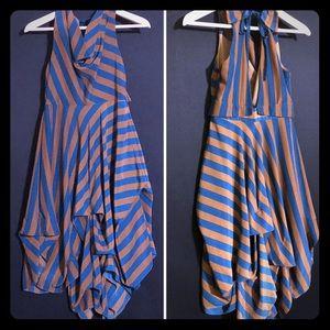 UNIQUE DRESS BY MINUET SIZE MEDIUM